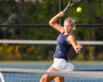Varsity A Tennis Gets Past Highland 5-0 In OTCA Division I District Semi-Final; Advances To District Championship