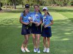 Varsity Golf Gets Win On Senior Day