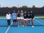 Tennis Sweeps Sectional Tournament Winning Singles & Doubles; Qualify 5 To District Tournament