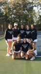 Varsity A Tennis Rallies To Defeat Hoover 3-2; Wins District Championship