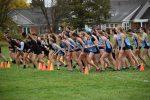 Cross Country Wins Open Door Meet; Ella Kuhlman Wins Race