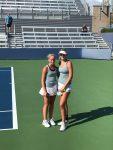 Caroline Moritz/Natalie Smitek Finish In 4th Place In State Tennis Tournament