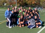 Field Hockey Falls To Hudson 3-1 In District Championship