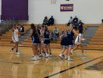 JV Basketball Holds On For 33-31 Victory Over Saint Joseph Academy