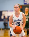 Varsity Basketball Holds On To Defeat West Geauga