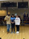 Bowling Defeats Lakewood On Senior Night