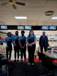 Bowling Ends Season With 12th Place Finish At District Tournament
