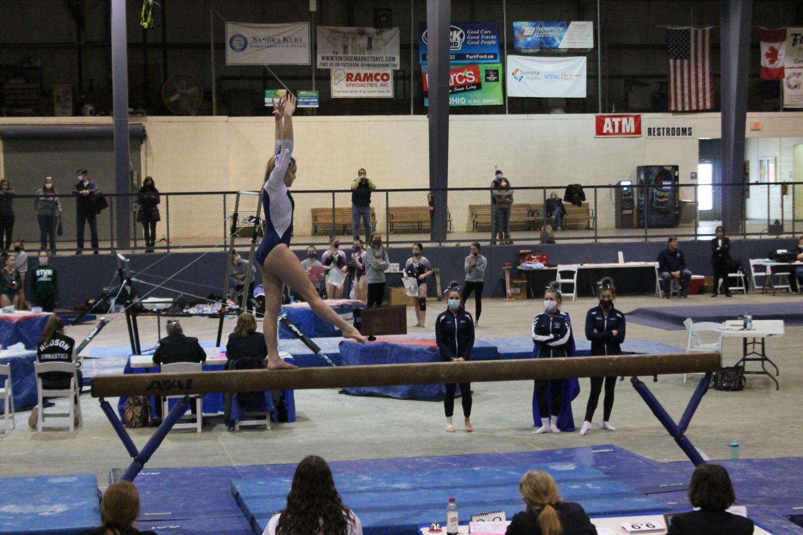 Gymnastics Sectionals