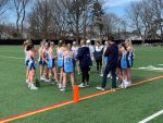 Varsity Lacrosse Wins Big Over Notre Dame Academy; Remains Undefeated