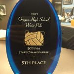 Water Polo Takes 5th Place