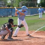 Lakeridge High School Varsity Baseball beat Tualatin High School 3-1