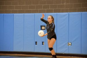 Girls Varsity Volleyball Vs. Tigard (Logan Hart)