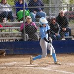 Lakeridge High School Varsity Softball beat Sherwood High School 4-1