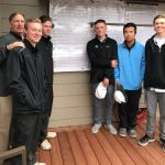 Lakeridge High School Boys Varsity Golf finishes 1st place