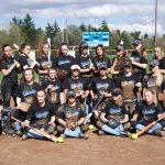 Lakeridge High School Varsity Softball falls to Lake Oswego High School 9-5