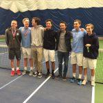 2017 Boys Tennis Districts