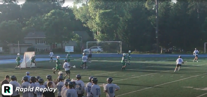 Video Highlights: Pacers Cruise Past Tigard in Round 2 of The OHSLA Playoffs
