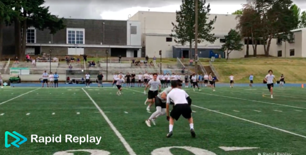 Video Highlights: 7 v 7 Pacer Football Tournament