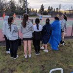 Girls Varsity Tennis beats Beaverton 6 – 2