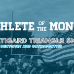 Don't Forget to Vote for the Tigard Triangle Smiles Dentistry & Orthodontics January Athlete of the Month