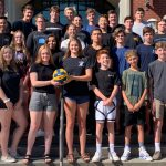 Your 2019 Pacer Water Polo team!
