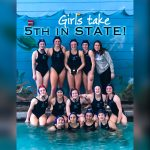Girls Varsity Water Polo finishes 5th in State!