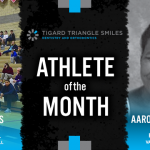 The Tigard Triangle Smiles Dentistry & Orthodontics January Athlete of the Month is…