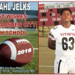 JAMAHL JELKS ~ SELECTED TO PLAY IN THE 2015 AL/MS ALL STAR GAME