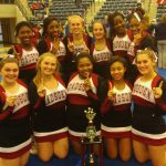 COMPETITION CHEER WINS ROCKIN CHEER CLASSIC