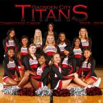COMPETITIVE CHEER MAKING THEIR MARK