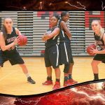 LADY TITANS DEPRIVED OF WIN
