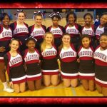 COMPETITION CHEER FALLS SHORT IN STATE COMPETITION