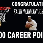 "Kalin ""MANMAN"" Johnson scored 1,000th career point against Clay-Chalkville"