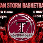 TITAN BASKETBALL TRAVELS TO HUNTSVILLE FOR BIG AREA GAME