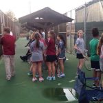 Titan Tennis served up a win on Monday