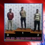 GADSDEN CITY'S JAYLON WILLIAMS PLACES 3RD IN STATE LONG JUMP, DAMON WILLIAMS COMPETES