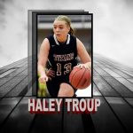 Haley Troup makes High School All-State Basketball Team