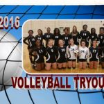 VOLLEYBALL Try-Out Information