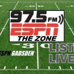 97.5 The Zone – ESPN Gadsden