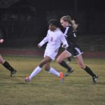 Girls Soccer get 1st Area Win on the season