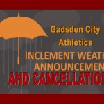 ATHLETIC CANCELLATIONS TODAY 3-1-16