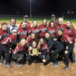 Titan JV Softball finishes 2nd in JHS Golden Eagle Tournament