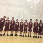 Titan Special Olympics Basketball wins the GOLD at STATE GAMES