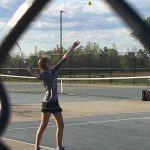 Titan Tennis wins opening Section match