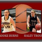 CONGRATULATIONS BROOKE AND HALEY
