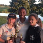 Girls place 2nd in Gadsden Area Golf Tourney