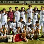 Titan JV Soccer finishes season with BIG wins!