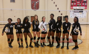 Titan Volleyball 2015