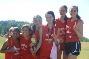 Titan Cross Country 2015