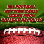 Spring Football Recruiting Attracts 47 Colleges